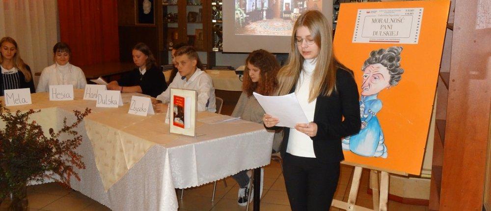Narodowe Czytanie w Złotej Kościuszkowskiej