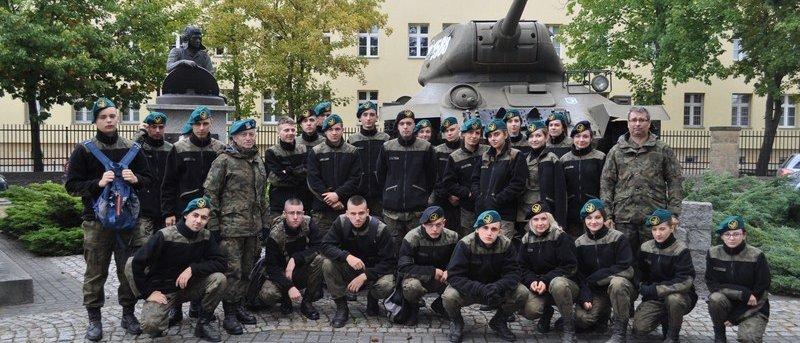 I miejsce w szkoleniu bojowym. Uczniowie LO o edukacji wojskowej najlepsi w kraju