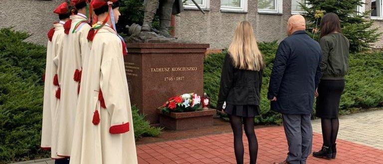 204. rocznica śmierci patrona szkoły
