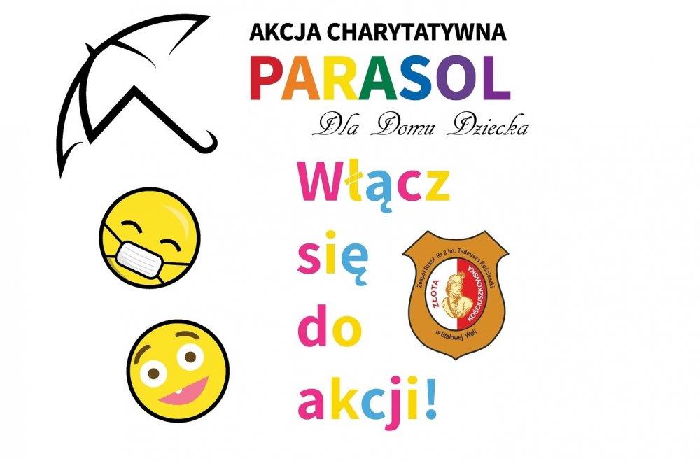 Akcja charytatywna PARASOL